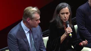 Christopher Nolan - Dunkirk BAFTA London Q&A, December 2 2017