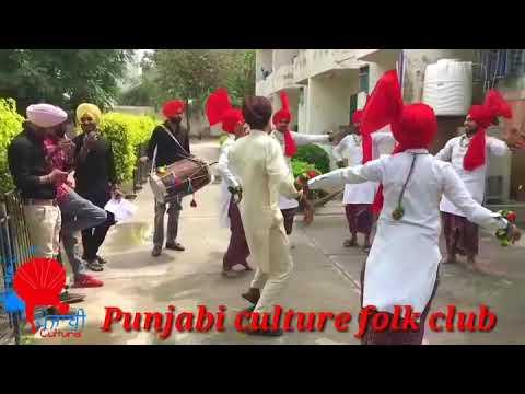 Punjabi culture folk club ||jumer ||Gurpreet Dhaliwal || We Love Bhangra || Gadda || Music || Dhol