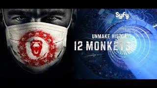 Заставка к сериалу 12 обезьян / 12 Monkeys Opening Credits