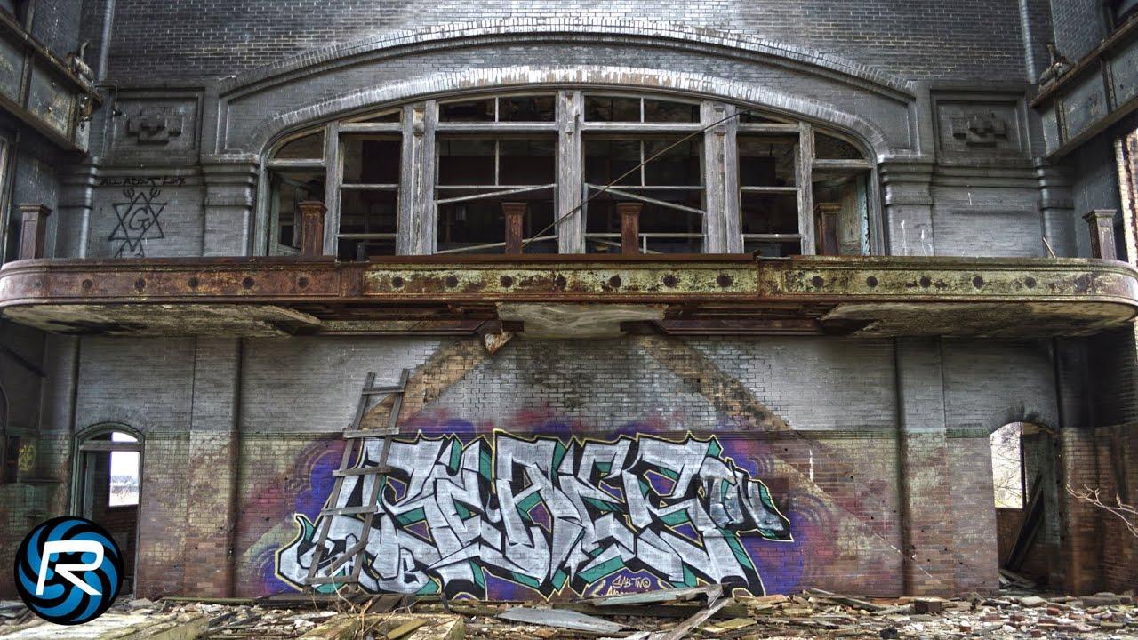 Abandoned Tennessee Coal Iron And Railroad Company Tci Steel