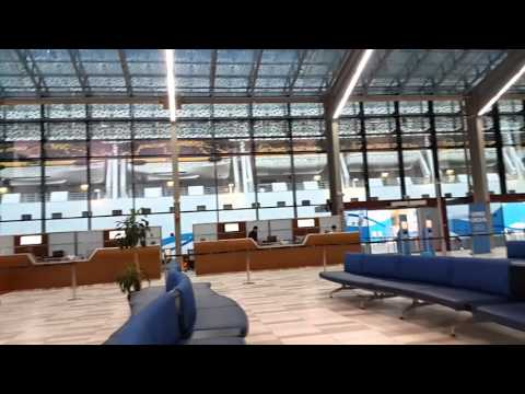 Inside Mina Zayed new Cruise Terminal Abu Dhabi