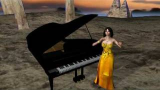 Diana ROSS  my old piano - remix