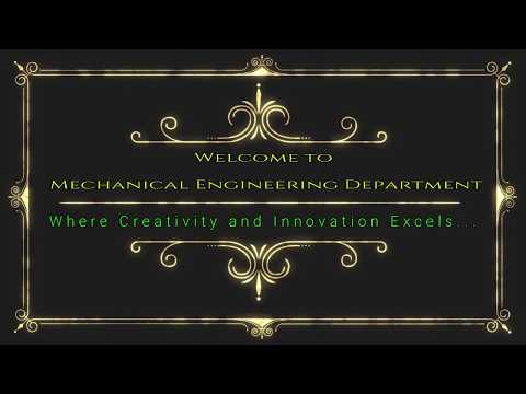 One of the Best Mechanical Engineering Department in Pune University- JSPM's RSCOE, Pune.