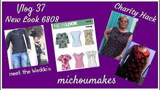 Video New Look Blouse Top 6808 Charity Hack download MP3, 3GP, MP4, WEBM, AVI, FLV September 2018