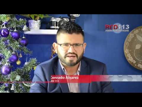 Noticiero RED 113 jueves 10 de enero de 2019