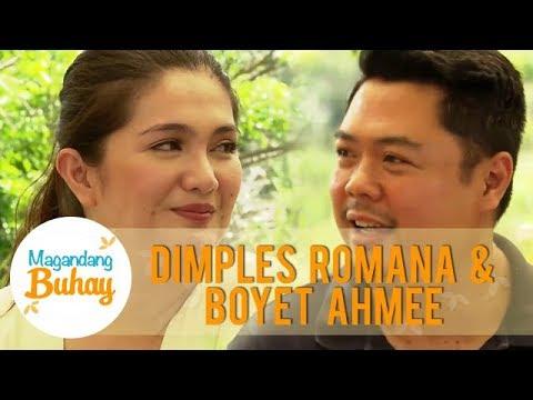 Boyet on Dimples' role as Daniela Mondragon | Magandang Buhay