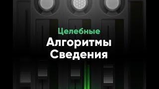 """Промо PDF-Книги """"Целебные Алгоритмы Сведения"""""""