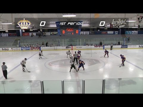 L.A. Junior Kings VS. HoneyBaked : Sweet Sixteen - 2014 Bauer Invite