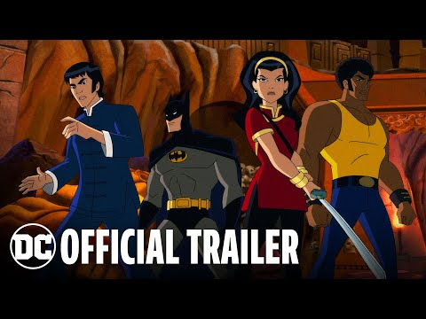 Batman: Soul of the Dragon   Official Trailer 2021