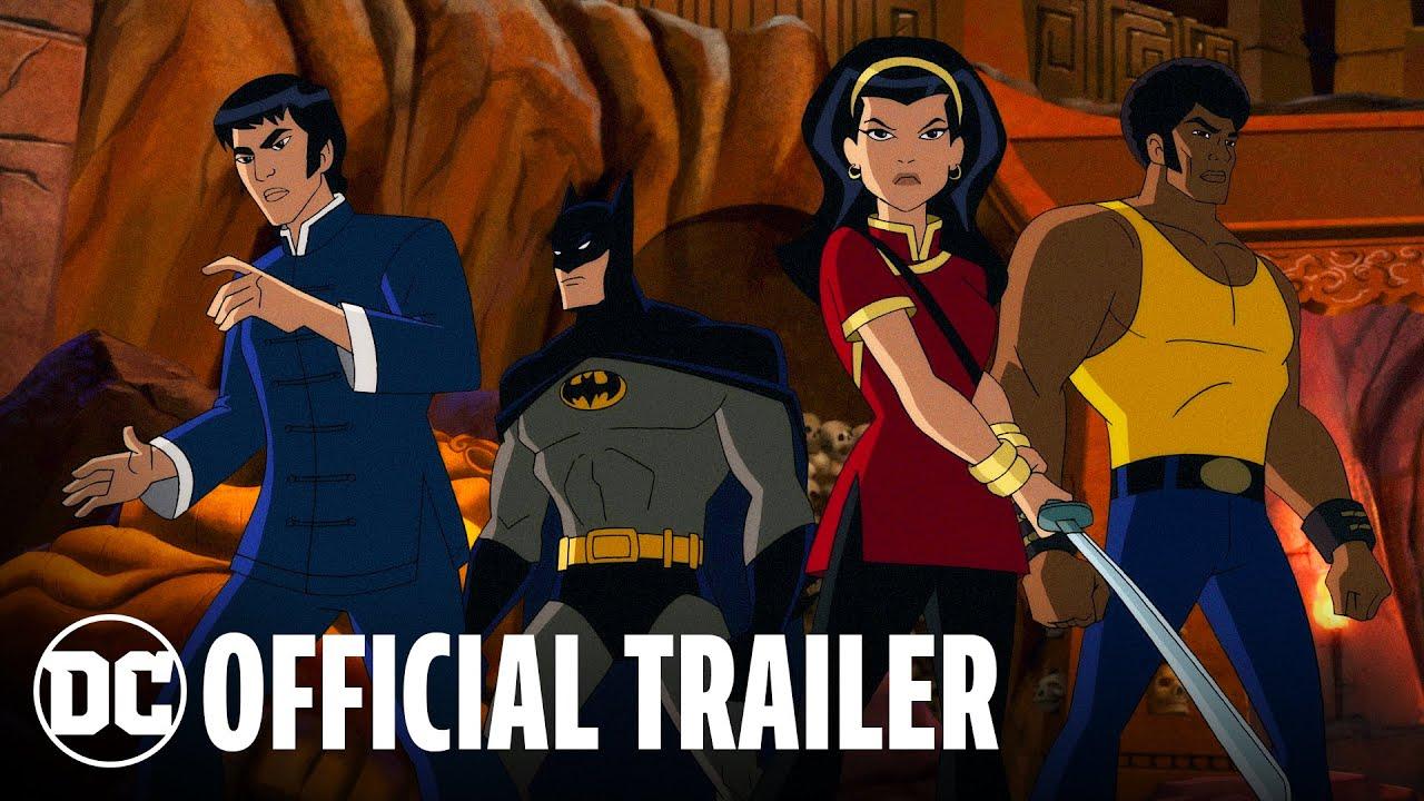 Batman: Soul of the Dragon | Official Trailer 2021