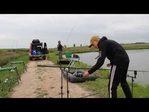 Starbaits Lithuania team in action, BH tactical baits ir Grand Cargo Cup 2013, Pykaičiai lake