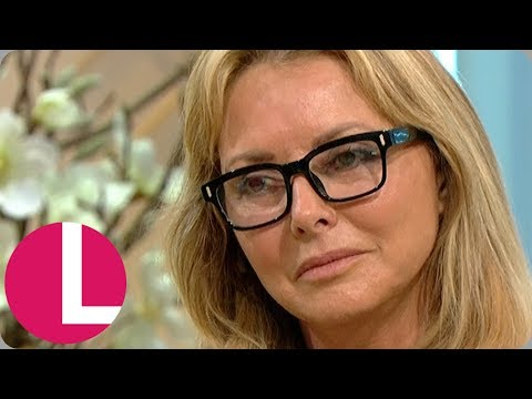 Carol Vorderman Speaks Openly About Grieving After the Death of Her Mother | Lorraine