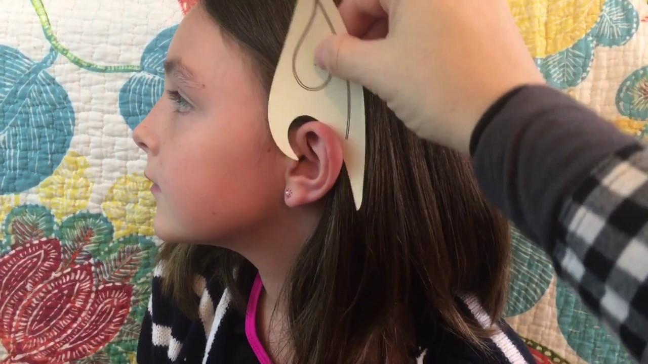 DIY Paper Elf Ears