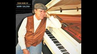 BEAUTIFUL  PIANO SOLO  INSTRUMENTAL BY MARK SALONA