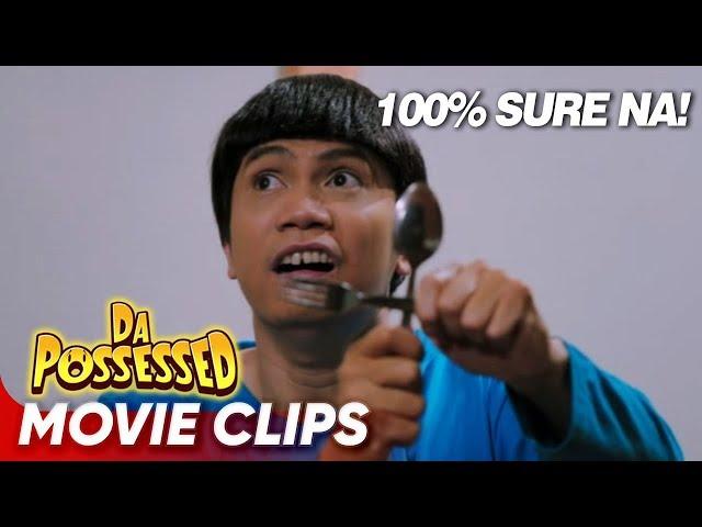 (5/8) Mga senyales na may nagmumulto! | 'Da Possessed' | Movie Clips