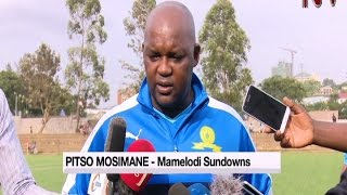 mamelodi sundowns confident of win against kcca ahead of caf return leg