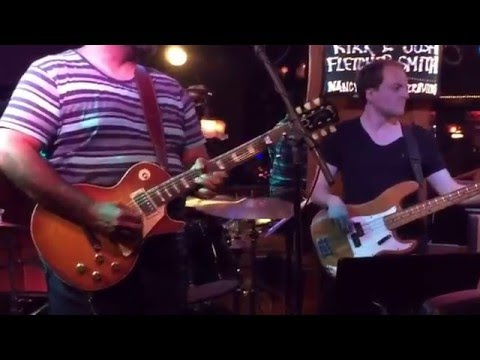 Kirk Fletcher with Josh Smith. Nick Campbell. Bass.Jaydon bean.Drums.