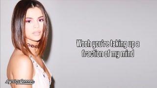 Selena Gomez - Bad Liar [Lyrics] HD