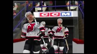 NHL Hitz 2002 (Dallas v New Jersey) - Nintendo Gamecube