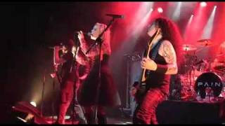 PAIN - Follow Me @ Tavastia, Helsinki (OFFICIAL LIVE)