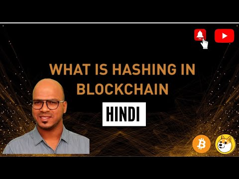 Hashing in Blockchain in hindi. ft @Telusko