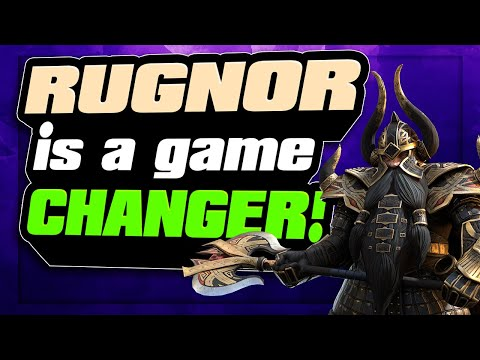 Rugnor Goldgleam is Absolutely Incredible I Raid Shadow Legends