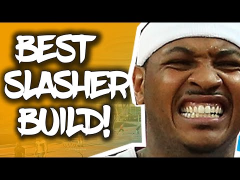 NBA 2k17 Best Shooting Guard Slasher Build! HOW TO CREATE THE BEST SHOOTING GUARD.