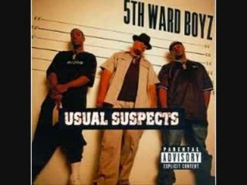 5th ward boys  pussy weed n alcohol
