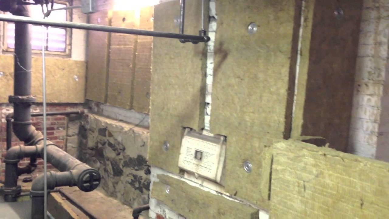 Boiler Room Soundproofing Youtube