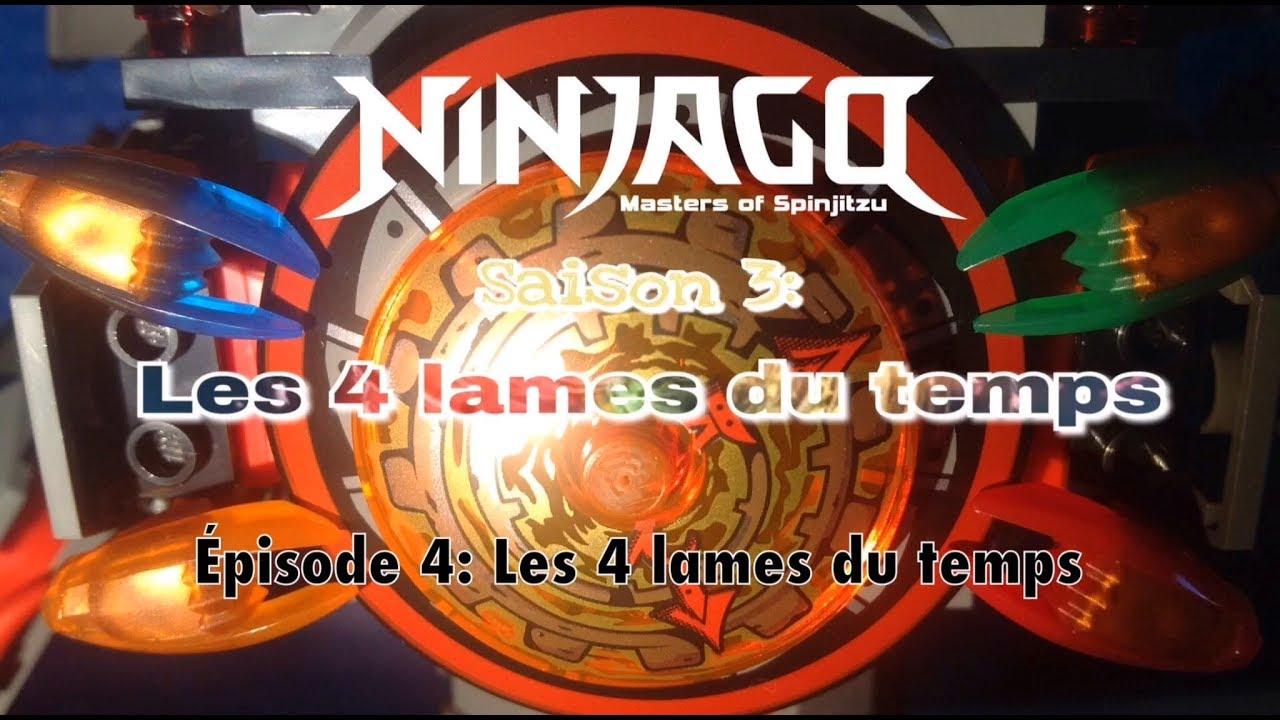 Ninjago saison 3 les 4 lames du temps episode 4 les 4 lames du temps fire disorder hd - Lego ninjago saison 7 ...