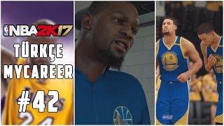 Türkçe NBA 2K17 MyCAREER #42 | CURRY