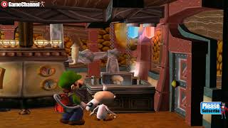 Luigi's Mansion - Action Adventure - Nintendo Gamecube Kids Games - Videos games for Kids - Girls #5