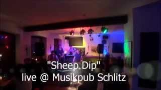 """Sheep Dip"" live @ Musikpub Schlitz"
