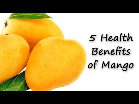 Health Benefits of Mango Fruit By Sachin Goyal @ ekunji.com