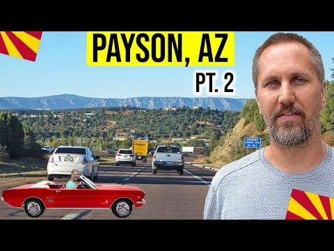 Payson, AZ Driving Tour (Pt. 2): Phoenix Summer Escapes | Living In Arizona