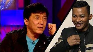 Jackie Chan AMAZED By Tony Jaa