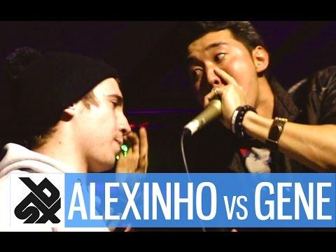 ALEXINHO vs GENE  |  Grand Beatbox 7 TO SMOKE Battle 2017  |  Battle 10