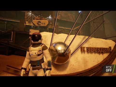 Nvidia RTX Gamescom Demo | Deliver Us The Moon Trailer