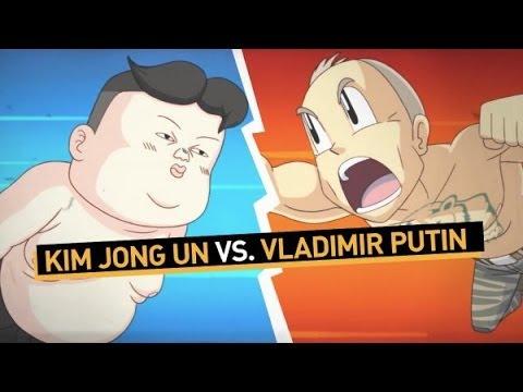 Kim Jong Un vs. Vladimir Putin