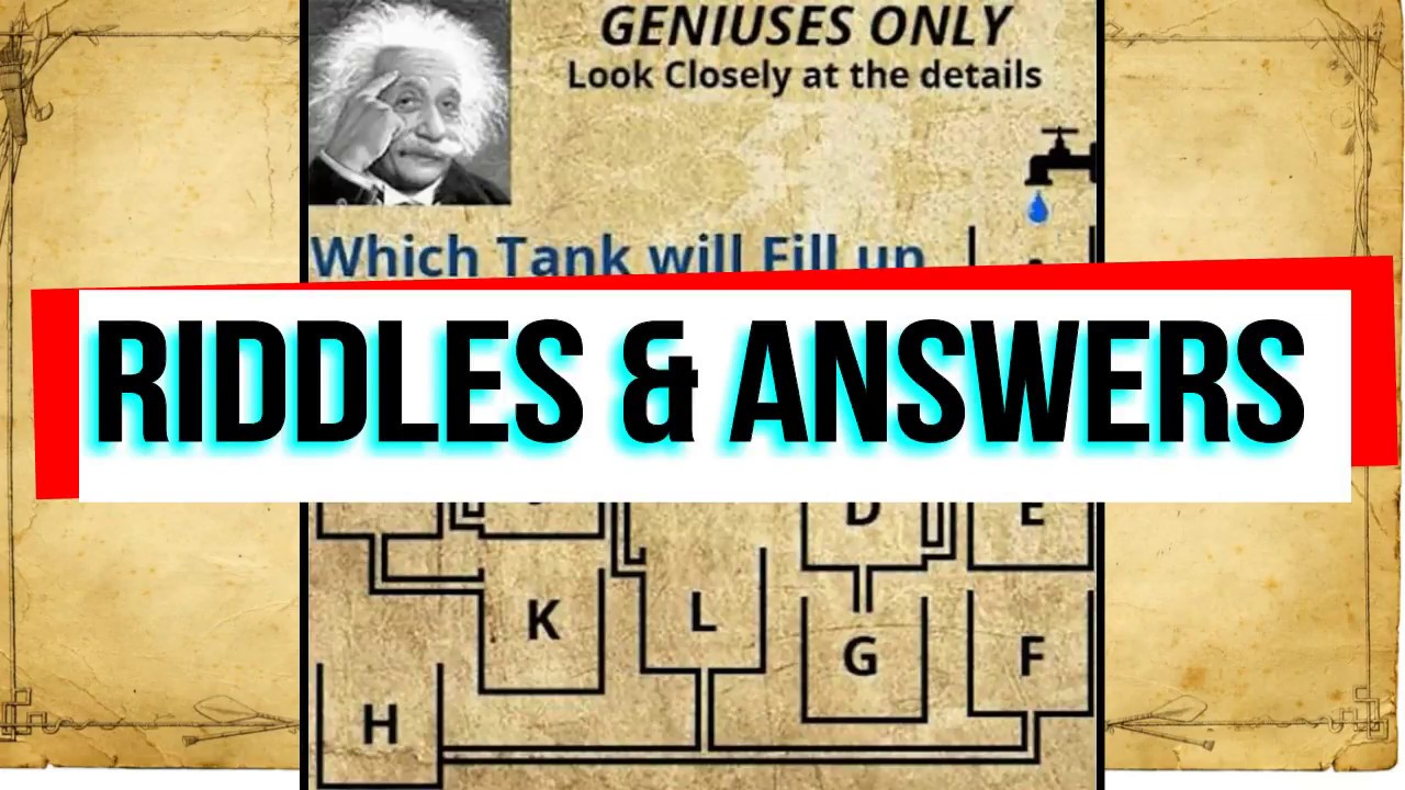 Which tank will fill up first Only 9 people can answer correctly 60