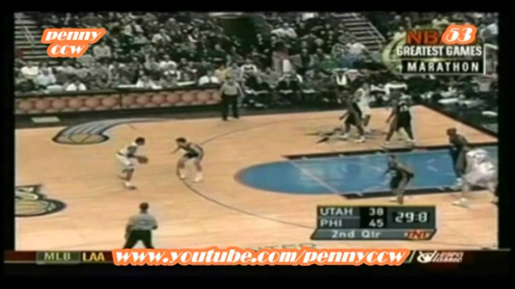 Allen Iverson Top 100 Crossover Plays