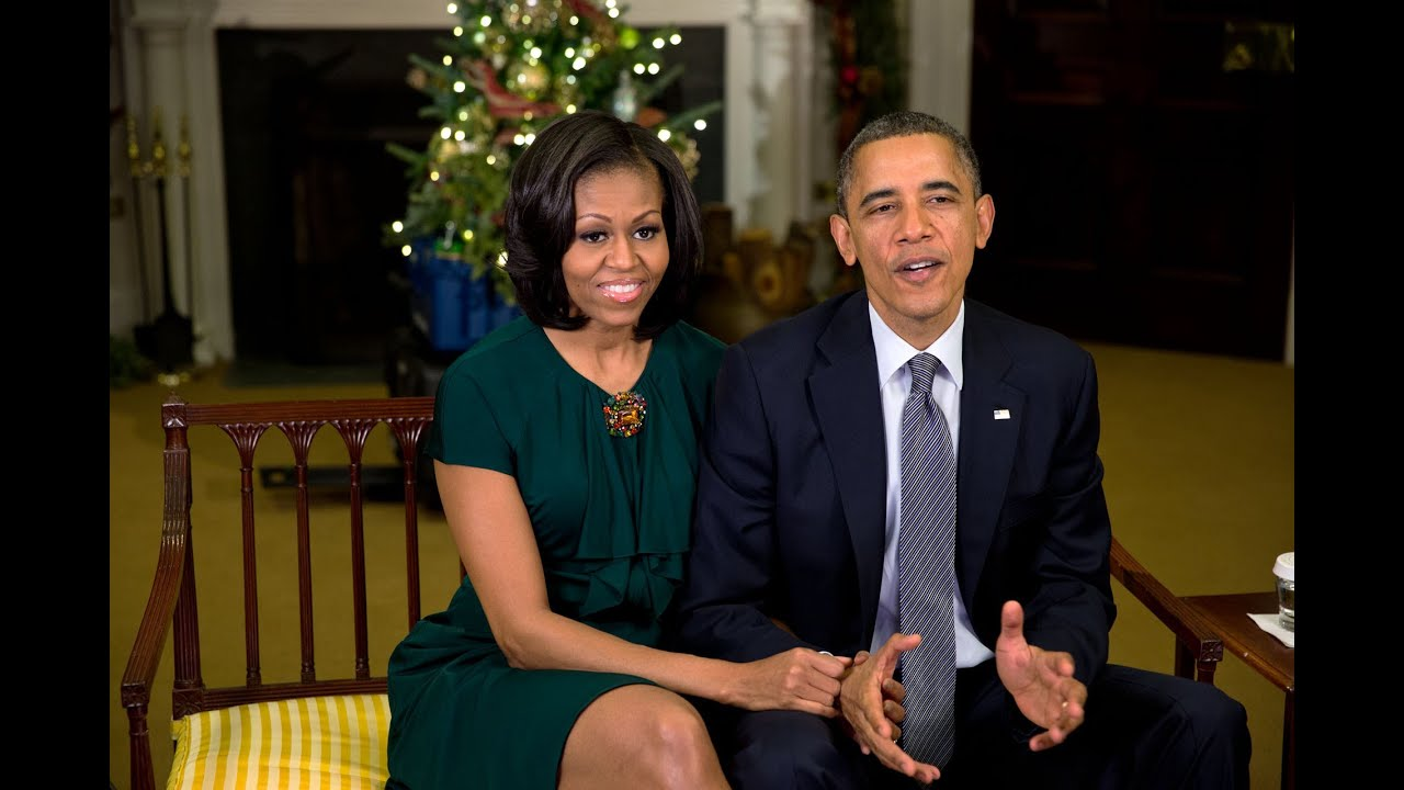 Weekly Address: The President and First Lady Extend a Holiday ...