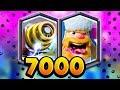 7,100 TROPHIES W/ NEW SPARKY LUMBERJACK DECK!