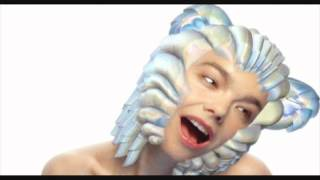 Björk - Hunter live at Shepherd's Bush Empire (1997) (FM audio) (1/7)