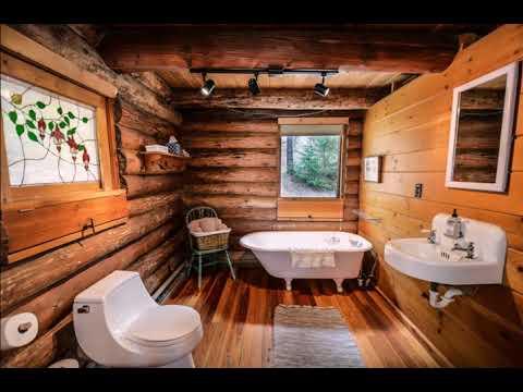 Rustikale Badezimmer Designs Ideen