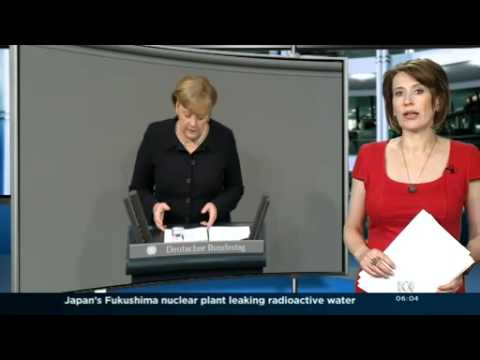 France and Germany call for new financial treaty