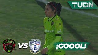 ¡Autogol de Juárez! | Juárez 0-1 Pachuca | Liga Mx femenil - CL 2020 J1 | TUDN