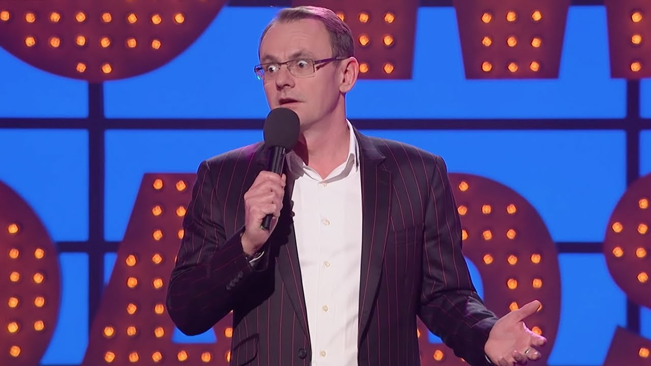 Sean Lock is worried about his six pack! | Michael McIntyre's Comedy Roadshow | BBC Comedy Greats