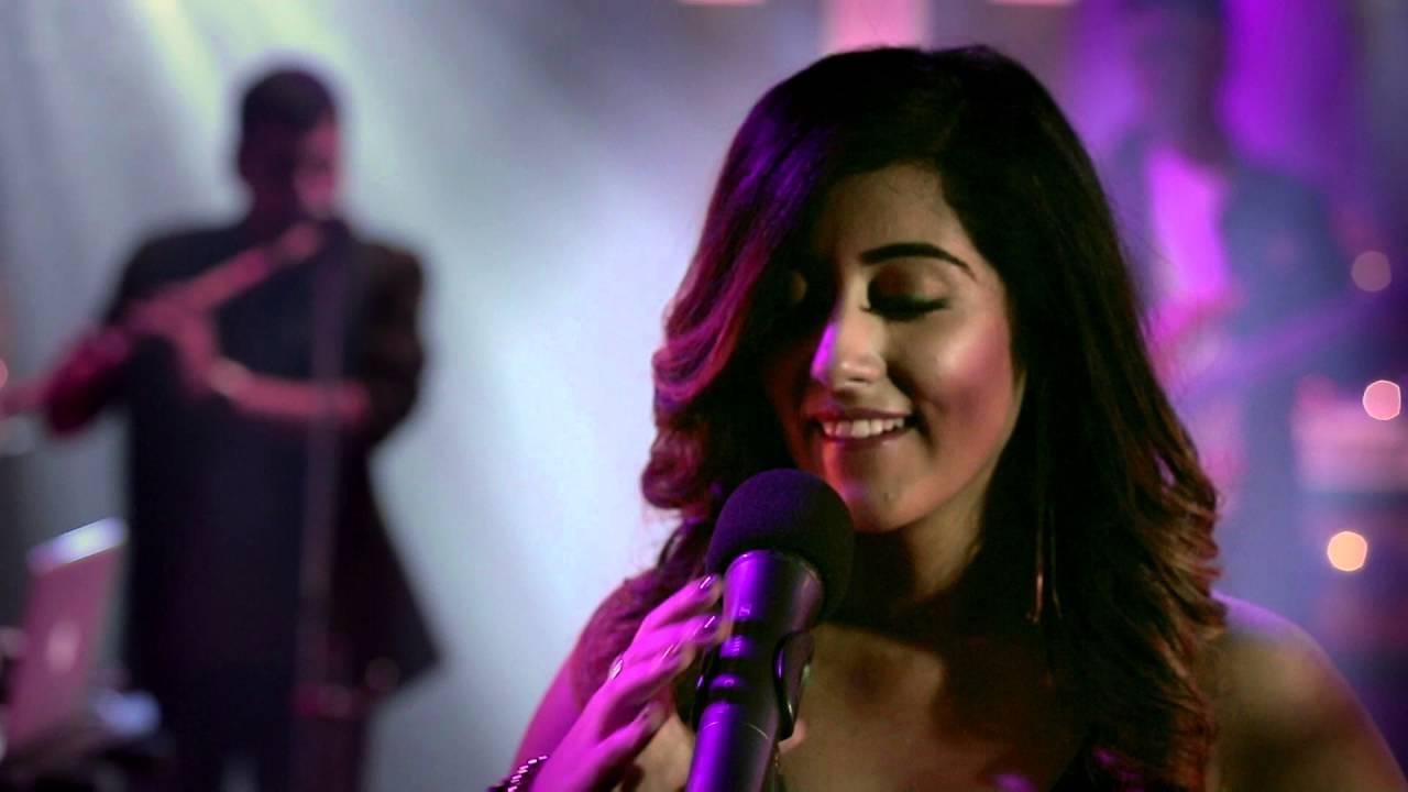 Aao Hazoor Tumko By Jonita Gandhi _Jam Room @ Sony Mix