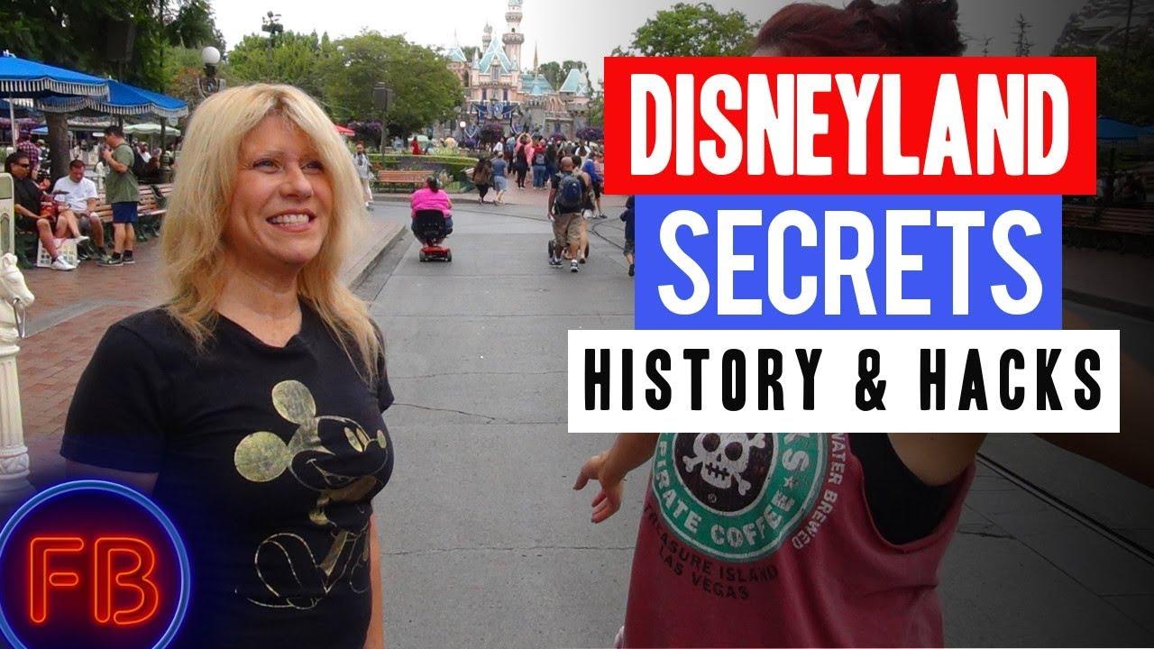 Secrets and History of Main Street Disneyland with Kat Cressida